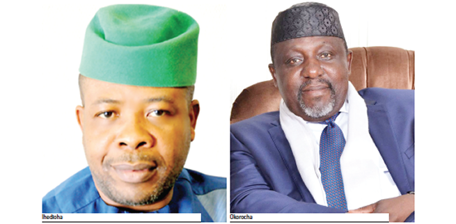 Okorocha committed crimes against humanity not just against Imo – Ihedioha