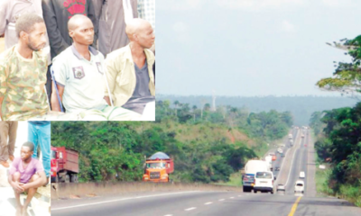 NIGERIAN HIGHWAYS: DEN OF KIDNAPPERS