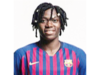 Oshoala shoots Barca to win