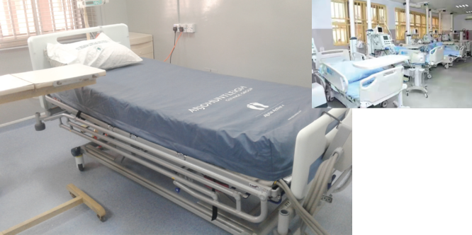 Plateau Specialist Hospital gets ICU equipment after Pastor Adeboye's intervention