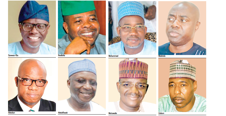 New governors move against predecessors, reverse policies