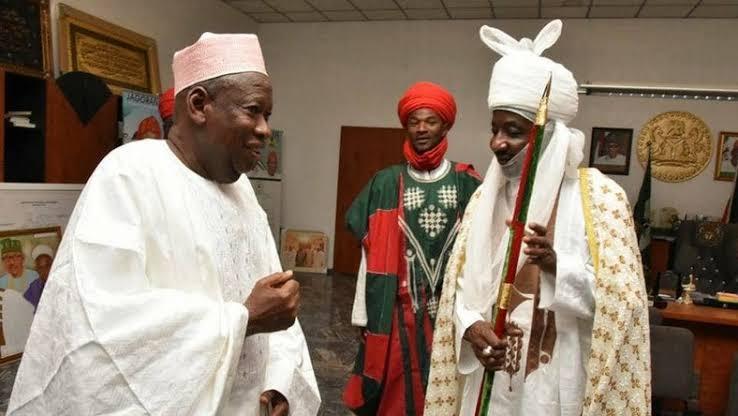 Ganduje ignores court order, installs 4 Emirs in Kano