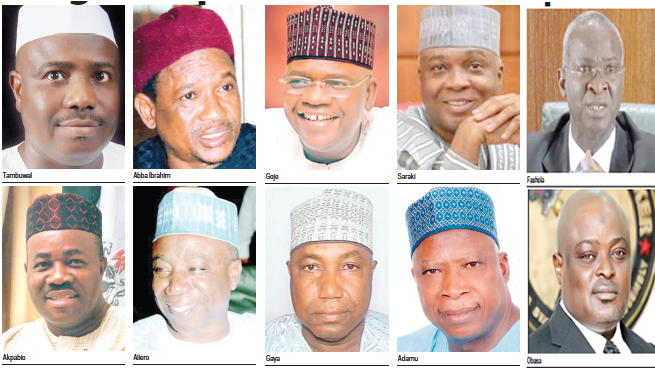 20yrs in power - Nigeria's Fourth Republic and  long-term political office holders