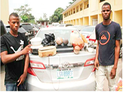 RITUAL KILLINGS: New antics for yahoo boys