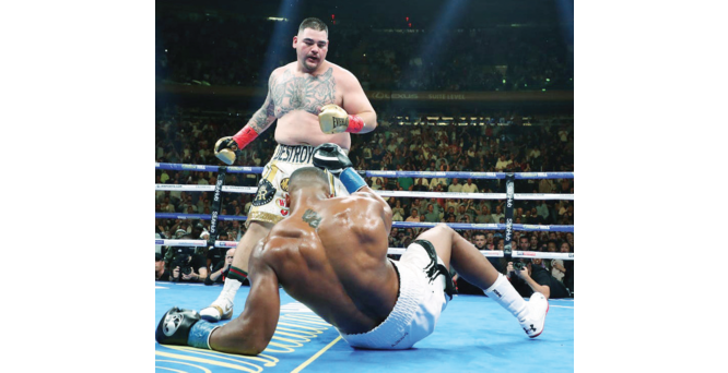 I will 'end' Joshua's career in Saudi Arabia –Ruiz Jr