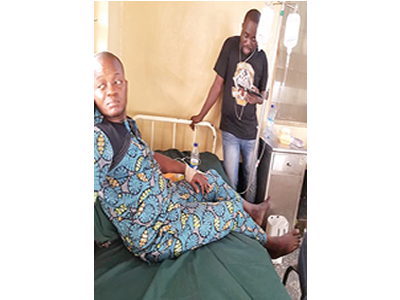 Man who lost N96m cars in Lagos explosion says: I beg to eat after attempting suicide twice