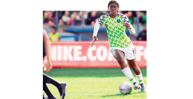 Nigeria vs Cote d' Ivoire:  Tokyo 2020: Falcons condemned to win, says Oshoala