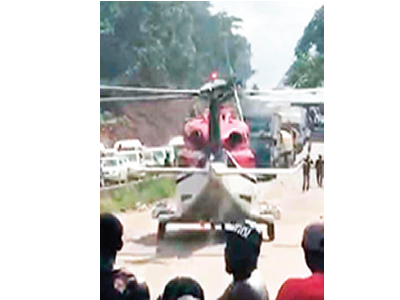 Why we airlifted passenger on Benin-Ore Expressway –Aviation firm