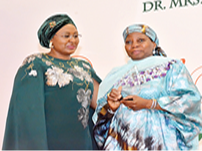 Aisha: From President's Wife to First Lady
