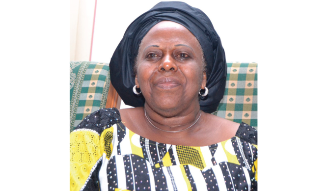 Awolowo –Dosunmu: Why I'm not in active politics