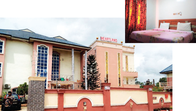 HEARTLAND HOLIDAY RESORT AND HOTEL: Upgraded for quality services