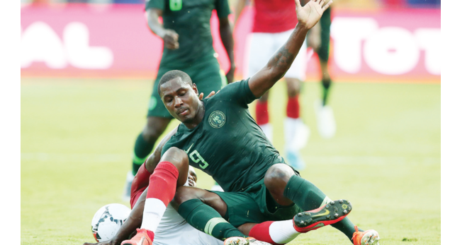 How B'Bafana stopped me  – Ighalo
