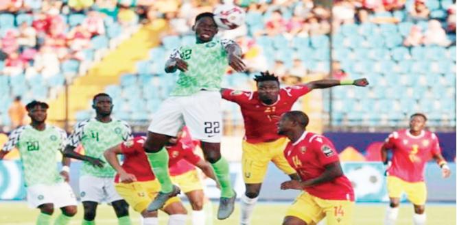 International friendly: Omeruo, Abdullahi, Awaziem back for Brazil