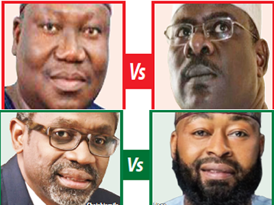 NASS Leadership: Uncertainty as Lawan, Ndume, Gbajabiamila, Bago lock horns