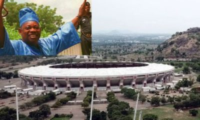 Buhari renamesAbuja Stadium after Abiola