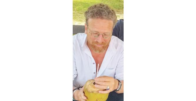 Matthias Kopfmuller: Nigeria half full, not half empty