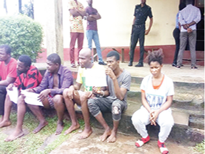 400 Level UNICAL medical student held for robbery