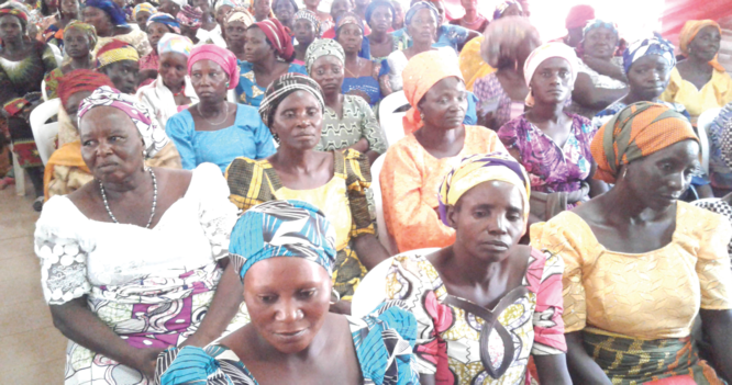 Succour for 1,000 vulnerable widows