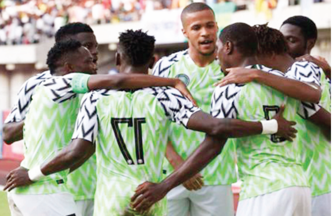 NFF hunts for African opposition, after sealing Eagles/Brazil friendly