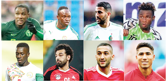 Top players to watch at 2019 AFCON