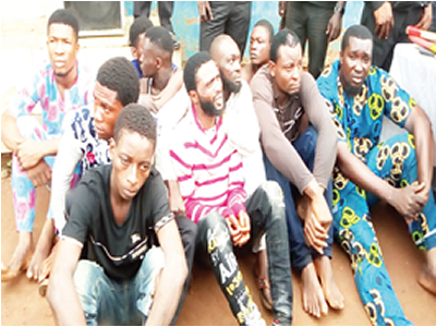 I joined cultism out of love for my boyfriend –Girl, 14