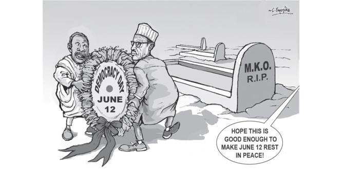 June 12: Nigeria's democracy day
