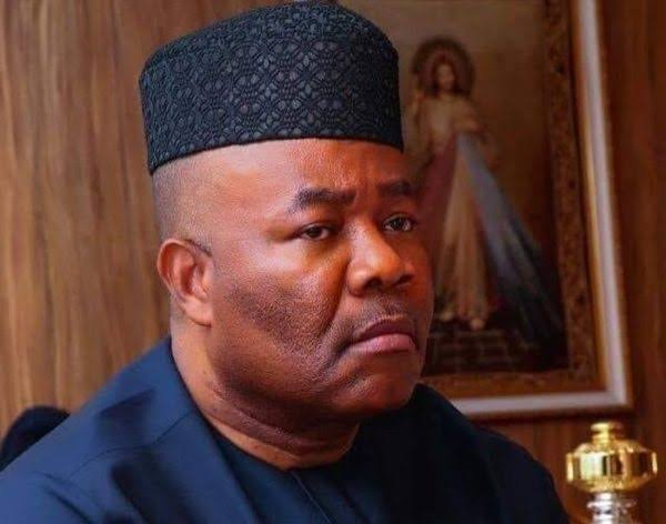 Akpabio's Witness Admits there was no accreditation at Polling Units