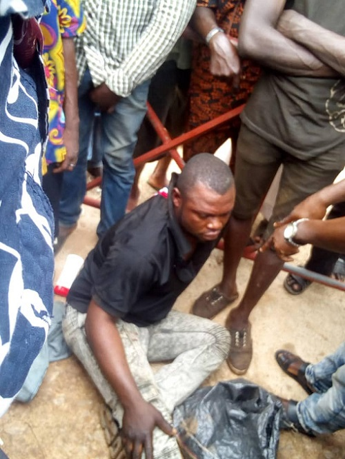 Man with four wives, nine children rapes 12 years old girl