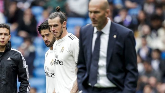 Bale 'very close' to leaving Madrid – Zidane