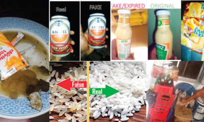 ADULTERATED PRODUCTS: KILLING CONSUMERS THROUGH ALTERED FOOD ITEMS' PACKS