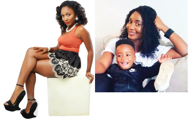 AMANDA EBEYE: I owe nobody explanation for being single mum