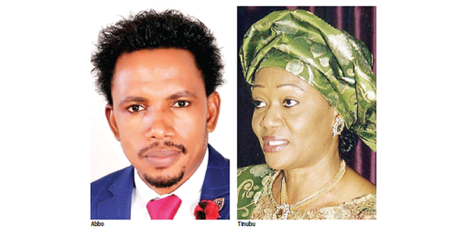 Assault at sex toy shop: Abbo tackles Tinubu at Senate Panel