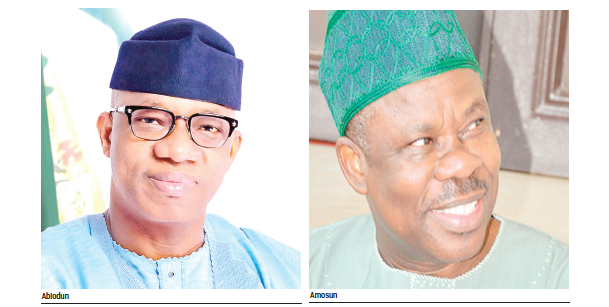 Abiodun vs Amosun: An endless battle of wits