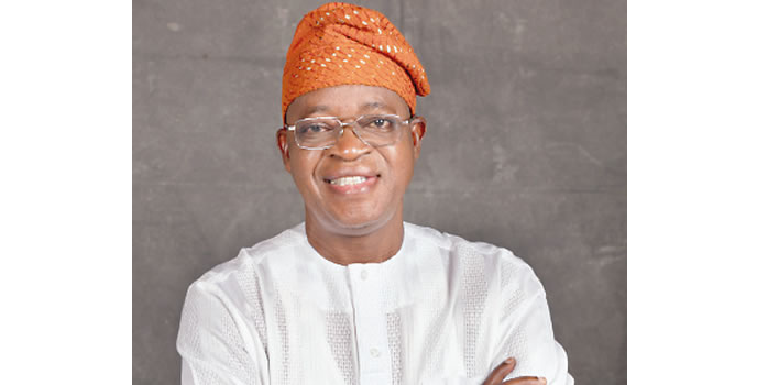 Oyetola to ANAN: Join hands with  govt to banish corruption in Nigeria
