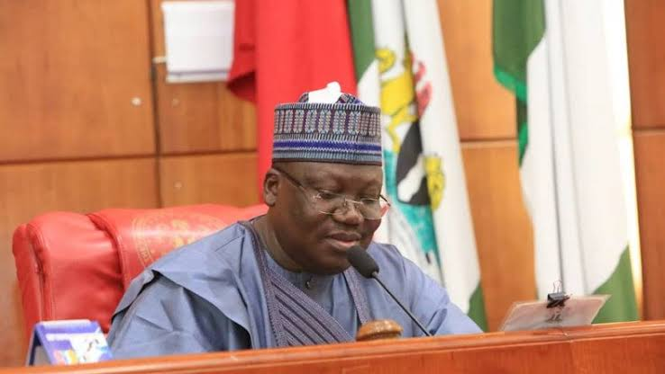 Why Senate is in a hurry to perform, by Lawan