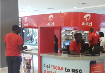 Airtel Africa falls for second day after Nigeria listing