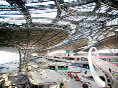 Beijing's new airport is world's largest with 100 million passengers by 2040