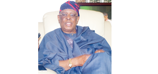 We're being called names for supporting Buhari - Osoba