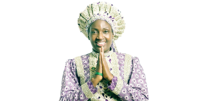 ComercioEsther Ajayi builds eye-popping worship centre