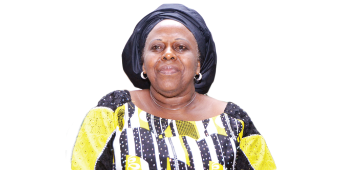 I wasn't born with a silver spoon- DR. OLATOKUNBO  AWOLOWO-DOSUNMU