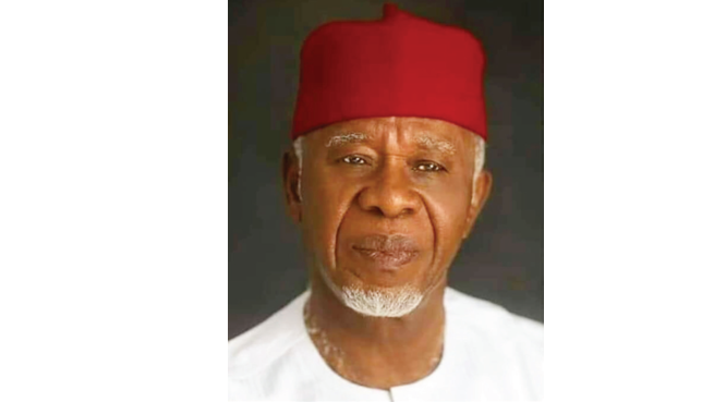 I trekked 12km to confirm the war has ended –G.U Okeke