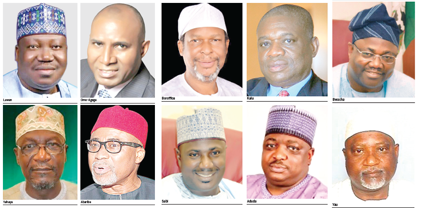 Senate principal officers: Politics of their emergence