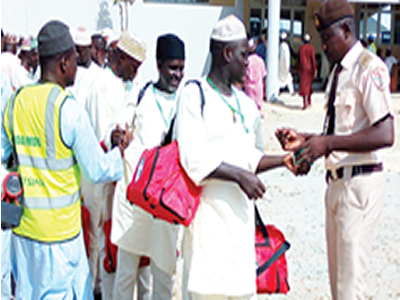 Nigeria's pilgrims land in S'Arabia as countdown to Hajj rites begin