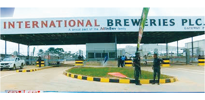 International Breweries reports N16bn loss