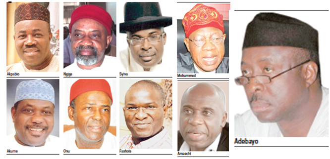 Ministerial list: More politicians, few technocrats