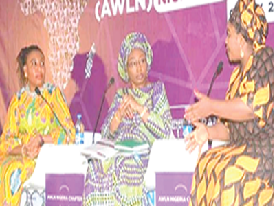No development without female participation – Mrs Fayemi