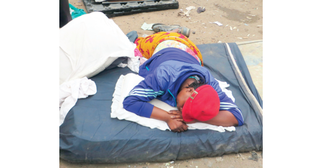 HOUSING DEBACLE: NIGERIANS LIVE IN SLUMS, SLEEP UNDER BRIDGES