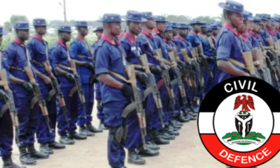 NSCDC officials kill cyclist for overtaking their van