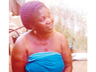 Husband's death: Help me to leave prison, wife begs