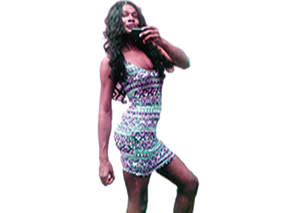 OKEKE, 25-YEAR-OLD MAN: I drank rat poison due to my feminine features